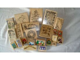Bundle of Rubber Stamps