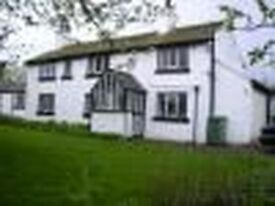 Furnished country cottage to rent with double bedroom, en-suite bathroom, study, lounge etc.