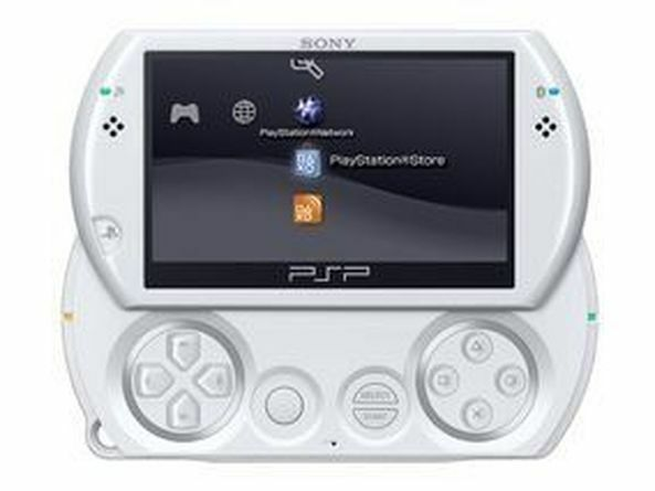 PSP Go Ltest Portable console in ex. condition