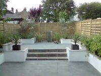 Domus builds. Professional landscapers and gardeners in London!!!