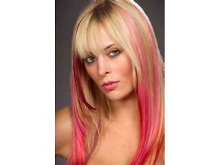 Dying Bonded Hair Extensions 81
