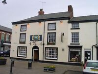 Golden Lion, Frodsham, Pub Management Couple Required