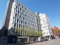 1 bed apartment Picadilly,City Centre,furnished,close to public transport, fitted bathroom & Kitchen