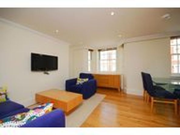 WC1 Fantastic New 2 Bedroom Flat Minutes From The West End & Soho