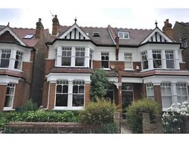 A spacious studio flat, separate kitchen, separate bathroom, council tax included
