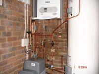 Plumber, Heating Engineer, Power Flushing, Bathroom Fitter
