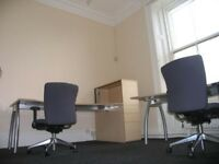 1 or 2 Person Office Central North Shields 24/7 access, Parking, Broadband and bills for only £58 pw