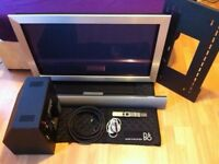 Bang & Olufsen Beovision 4-37 / Beolab 6000 / Beo 4 / Wall Brkt / Table Stnd / Beosystem 2