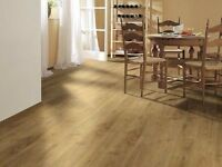 High Quality Laminate Oak & Beech Flooring.