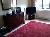 Modern 2 bedroom house in Robroyston