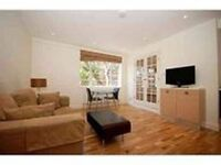 Modern & spacious 1 double bedroom apartment in a prestigious building. Off Kings Rd. Available now