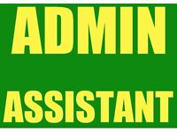 Admin Assistant Placement - Queens Park, London NW6