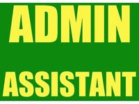 Administrative Assistant looking for employment
