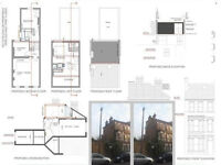 Architectural / Planning Application/3d animations / Building Control