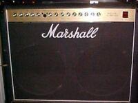 marshall 5150 amp 150 watt combo