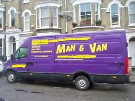 🚮ALL LNDN SHORT NOTICE GENERAL WASTE RUBBISH COLLECTION COMMERCIAL SOIL UNWANTED ITEMS REMOVAL VAN