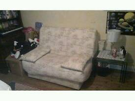 Sofabed. 2 seat. .