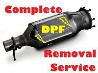 TOYOTA LEXUS DPF REMOVAL, DPF REGEN OR DPF REPLACEMENT