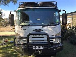 2009 Isuzu NPS300 4X4 SLR ADVENTURER MOTORHOME Chinchilla Dalby Area Preview