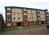 Top Floor 1 Bedroom Flat For Rent in Yoker Clydeside - Part Furnished