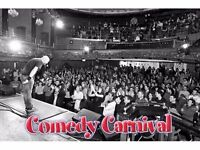 Show Manager / Assistant Show Manager at Comedy Carnival