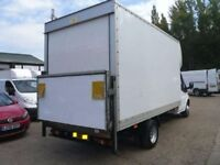 House Removal Man and Luton Van With Tail Lift in East LONDON