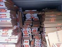 20ft container fully loaded with brand new boxed kitchen door units/front units/drawers
