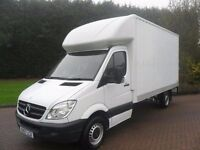 Short-Notice MAN AND VAN HIRE £15ph Cheap Removals Services CALL OR TEXT,