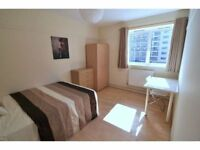 Fully Furnished Large Double Room in Ealing, rent £550 per Month, bills included