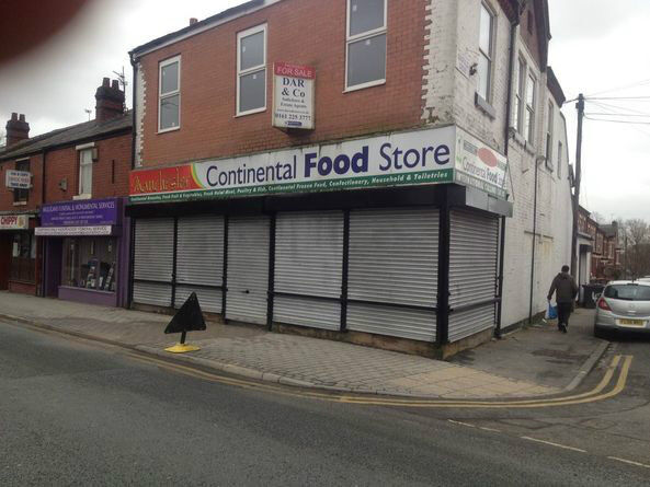 RETAIL SHOP flexible TERM AVAILABLE, large double fronted with self-contained basement 5 frontage