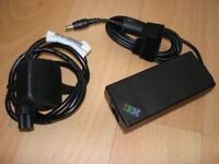 Genuine IBM/Lenovo Thinkpad Laptop Charger, AC Adapter, Great condition, Fully working