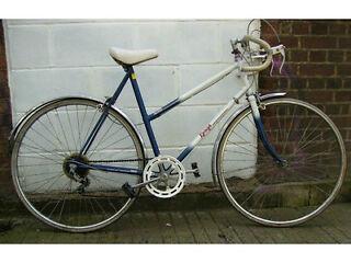 Raleigh Racing Road bike - Warranty serviced - frame 20in Welcome in The Peanut Factory Dutch Bike