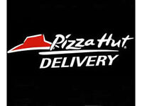 Pizza hut Delivery drivers: Great northern road
