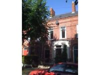 3 Double Rooms Available, Great House, Great location, Spacious all mod cons, Deramore Ave £280