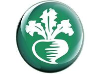 Retail assistant (multiple vacancies, Part/Full Time) - Turnips, Borough Market