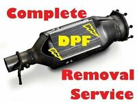 TOYOTA LEXUS DPF REMOVAL, DPF REGEN OR DPF REPLACEMENT