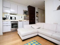 MOVE IN TODAY - STUDIO APARTMENT IN CANARY WHARF E14 WITH GREAT TRANSPORT LINKS. GYM AND POOL