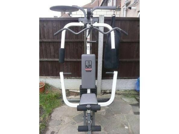 Used standard multi gyms for sale in southend on