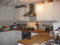 1 bed flat, one bedroom apartment open plan living, private garden, parking
