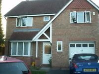 Double studio room in Leicester Thorpe Astley - All bills included in the rent