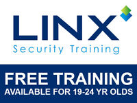 FREE SIA Security Training + SIA Licence - Door Supervisor or CCTV course at no cost in London!