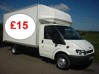 DAN WITH THE BIG VAN. Cheap Removals. 1 Or 2 Men. Fully Insured. *Low Prices From £15* Single Items