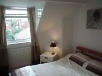 Big double room for couple or one person in nice house ready to rent.