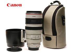 canon ef 100-400mm l lens