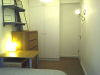 Zone 1. Furnished Double Room. All Bills included