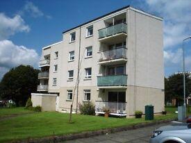 Spacious 2 bedroom flat in East Kilbride