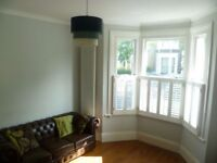 Stunning large one bed, fully furnished, garden flat in Bushwood, Leytonstone E11. Private Landlord
