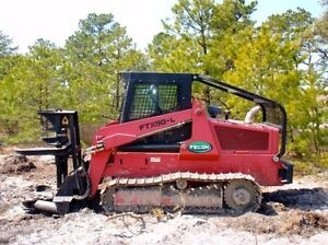 Tree Fellers and Harvesters - Lease or Finance