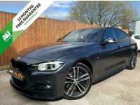 2018 18 BMW 3 SERIES 3.0 335D XDRIVE M SPORT SHADOW EDITION 4D 308 BHP DIESEL