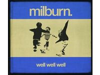 Milburn tickets - Glasgow x2